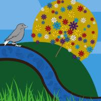 Ti Pouce et la colline aux oiseaux